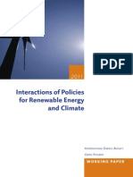 Interactions of Policies for Renewable Energy and Climate.pdf