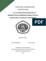 Nilai Strategis Selat Hormus.docx