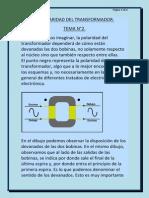 Mantenimiento y Operacion de Maquinas y Equipos Electricos 4 Apunte La Polaridad Del Transformador-02