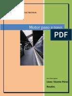 Mantenimiento y Operacion de Maquinas y Equipos Electricos 4 Apunte Motor Paso a Paso