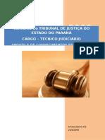 Apostila Direito Concurso Tribunal de justiça do Paraná 2009