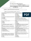 Evaluación disertaciones de roma