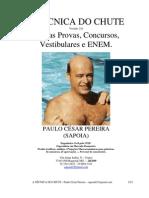 A Tecnica Do Chute Para Concursos PDF 2009