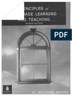 Douglas Brown - Principles of Language Learning and Teaching.PDF