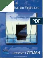 Gitman Lawrence J - Principios de Administracion Financiera (11ed)