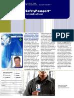 Safety Passport Info Sheet