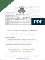 [Edu.joshuatly.com] Wilayah Persekutuan STPM Trial 2011 Chemistry Paper 1 (w Ans)