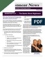 Newsletter - February 2009