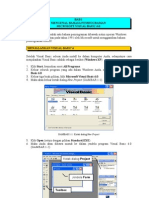 Diktat Visual Basic 1 2009