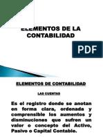 ELEMENTOS DE CONTABILIDAD