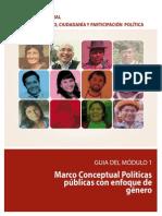 guia_modulo1 - V Curso Semipresencial - Género