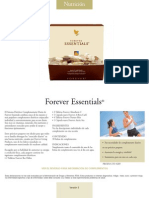 Forever Essentials SPA 5 1 1