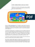 Samsung Galaxy Tab 3 Kids Tablette d'Adulte, Contenu Pour Enfants