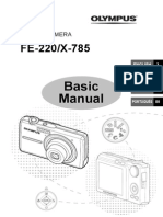 Fe-220 X-785 Basic Manual en Fr Es Pt