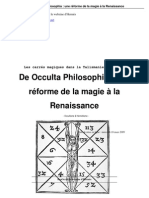 Agripa de Occulta a