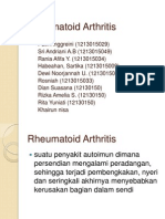 Rheumatoid Arthritis Kel