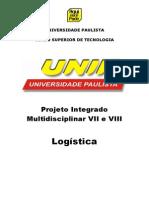 Pim Logistica - Manual