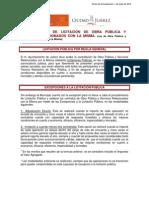 Proc Licitaciones de OP Estalales.