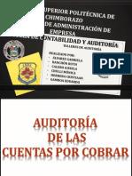 Expo Cuentas Por Cobrar