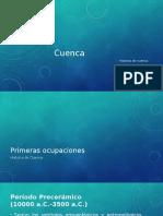 Hitoria de Cuenca 2b Arquitectura