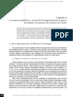 La situación política y  social de Portugal durante la época