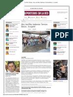 29-10-2013 'Abre, José Elías, Audiencias. 'Servicios Básicos... lo urgente''