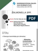 Salmonella (DTA)