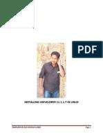 INSTALLING JDEVELOPER 11.1.1.7 IN LINUX.pdf