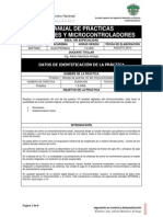Manual Practica 1 Blink Led