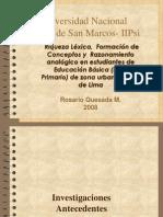 PROYECTO IIpsi 2005