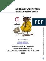 MEMBANGUN_PROXY_SERVER_DEBIAN