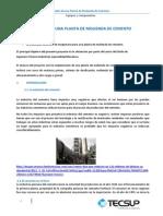 diseño de una planta de molienda de cemento