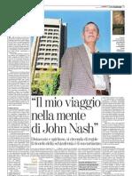 Il Mio Viaggio Nella Mente Di John Nash