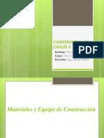 Construcciones Civiles II