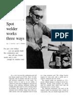 Metalworking] 3 in 1 Combination Welder Plans From Seaarcher