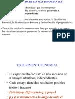 Estadistica y Probabilidades-semana 7- Distribuciones Discretas Especiales