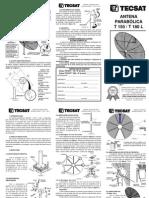 manual de instalação tecsat