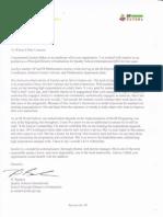 letter of rec for jbaker from jcsanders