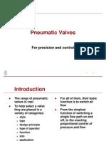 Presentation for Pneumatic Valves