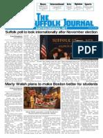 The Suffolk Journal 10/30/2013