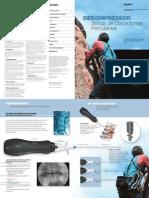 Dekompressor Brochure (Esp)