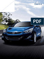 Hyundai Elantra Brochure