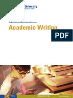 Academic Writing Guide