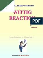Witting Reaction by Suman Balyani.ppt