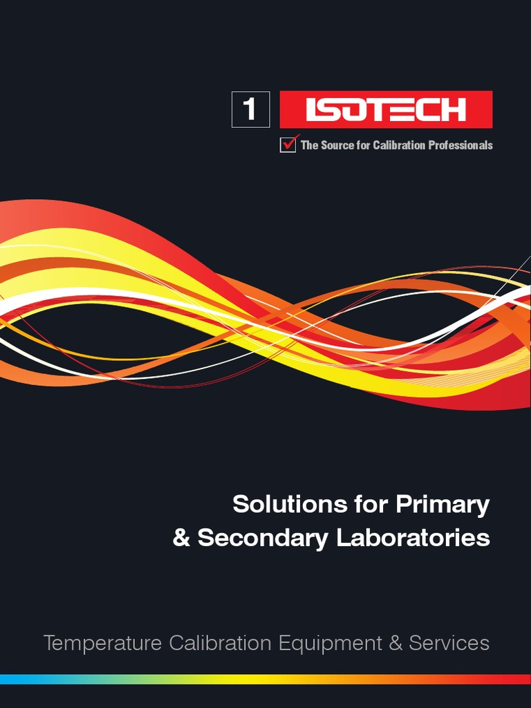 Isotech Cat1 Issue3 4710 Hires Proofpdf Thermometer Celsius Circuit Construction Kit Acdc Virtual Lab From The Options Menu