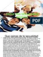 Hacia Una Sexualidad Madura