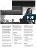 Brochure - Grad Cert & Dip in Social Work and Social Policy.pdf