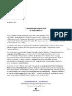 """comunicato stampa calendario 2014 """"L'Amico Peloso. Cani e Gatti"""""""
