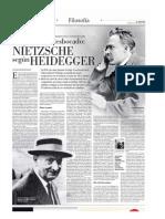 Nietzsche según Heidegger El Mercurio