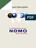 Nemo WCDMA Tool Intro